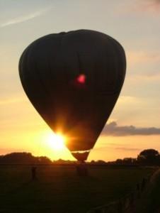 luchtballonvaren met Ron Ballon